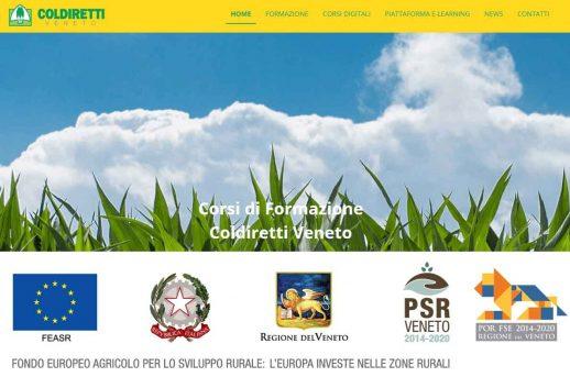 Portale Coldiretti Veneto Formazione