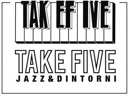 Logo Take Five Jazz e dintorni