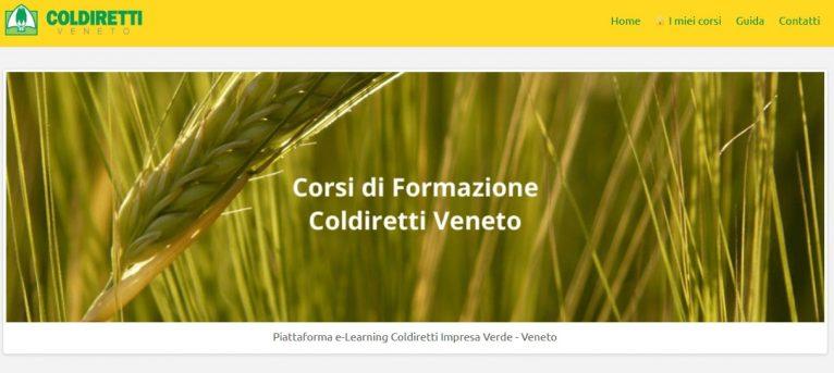 Portale e-Learning Coldiretti Veneto