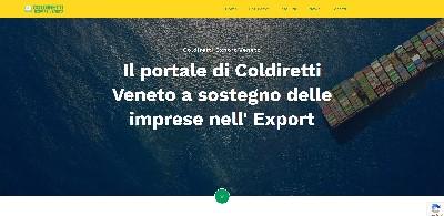 Portale Coldiretti Export Veneto