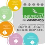 Università del Volontariato a Treviso: nell'anno della pandemia crescono i giovani iscritti