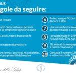 Ore  21.30 - Coronavirus, nel decreto del presidente  del consiglio  le nuove disposizioni